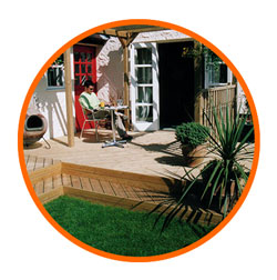 Landscaping & Cladding