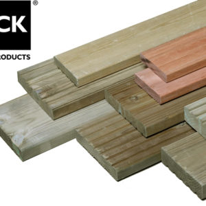 Q-Deck Decking Boards
