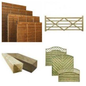 Fencing, Gates & Posts